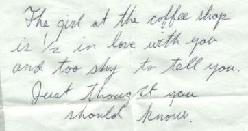 Sample Of Love Letter from joeydevilla.com