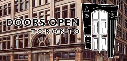 Graphic: Doors Open Toronto.
